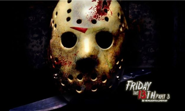 FRIDAY THE 13TH PART 3: THE MEMORIAM DOCUMENTARY Headed to Youtube