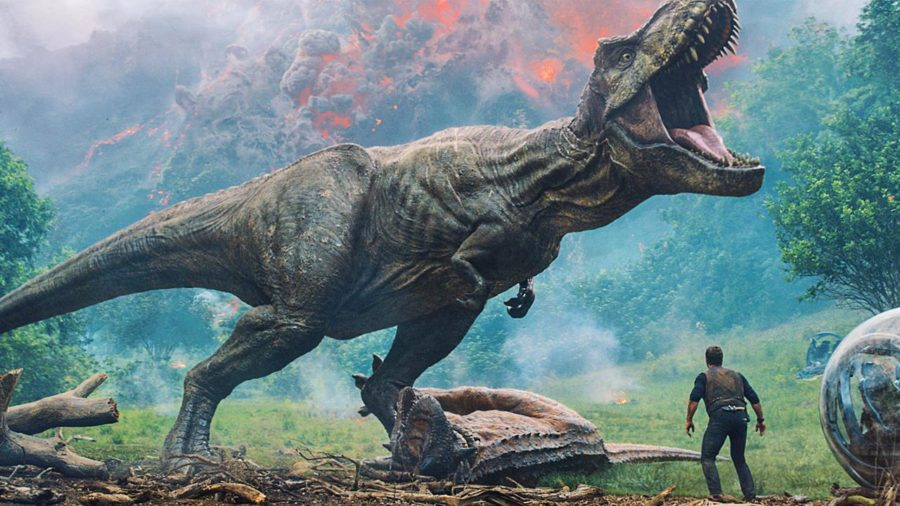 [Trailer] JURASSIC WORLD: FALLEN KINGDOM Scares Up A New Species
