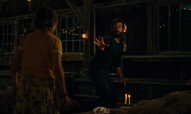 A QUIET PLACE Makes Some Box Office Noise on its Opening Weekend