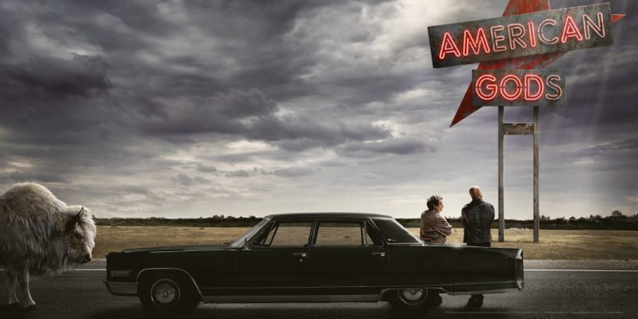 Details on AMERICAN GODS Production Emerge as New Showrunner is Announced