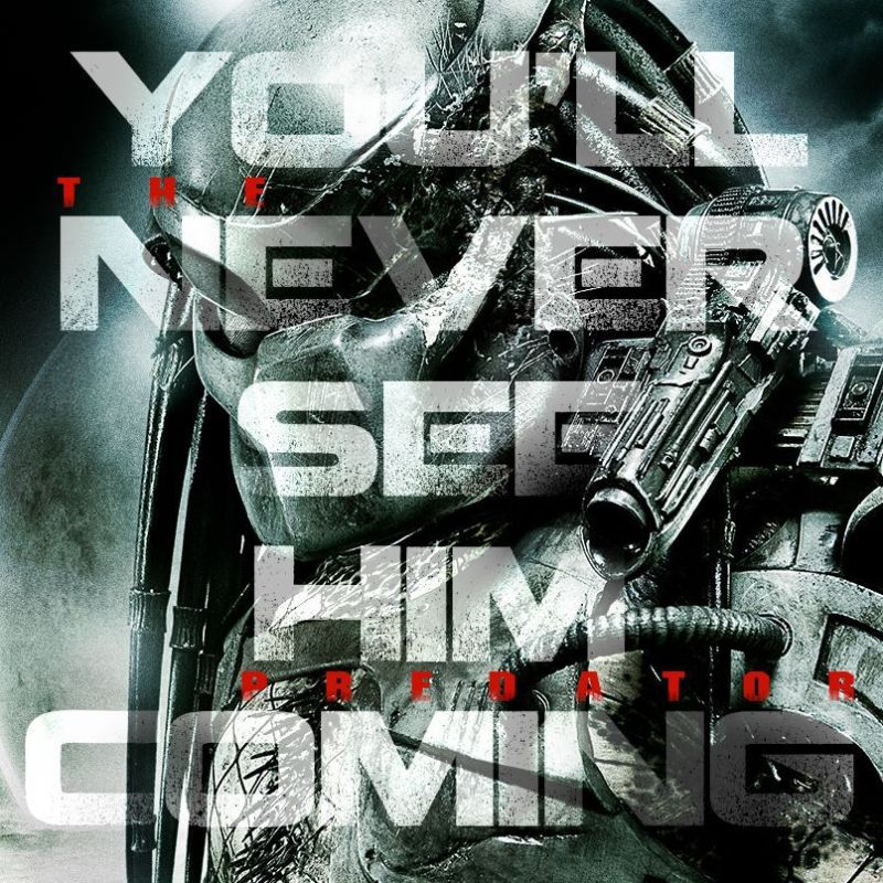 the predator horror movie 2018