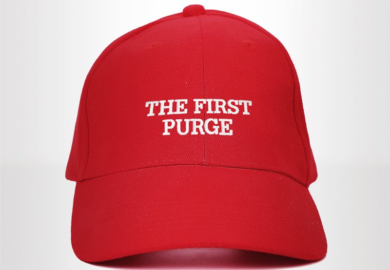 THE FIRST PURGE Teaser Wants to Recruit You!