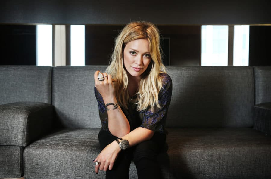 Hilary Duff Portrays Sharon Tate In Upcoming Manson Film