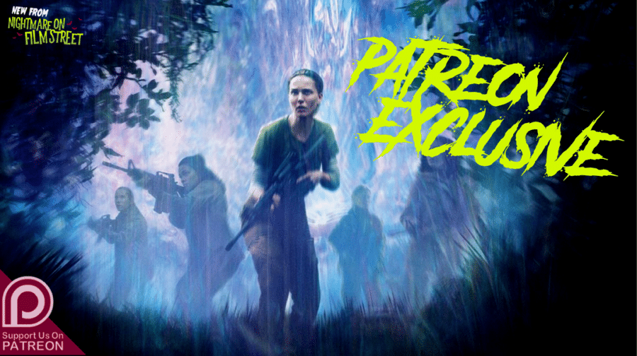 [Podcast] The Aliens Are Calling from INSIDE the House! ANNIHILATION Discussion (Patreon Exclusive)