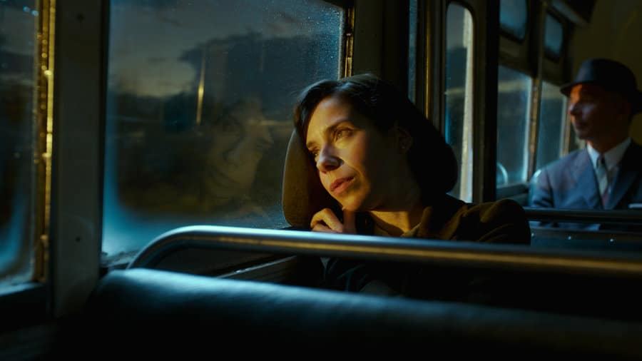 THE SHAPE OF WATER Swims Into Your Home This March