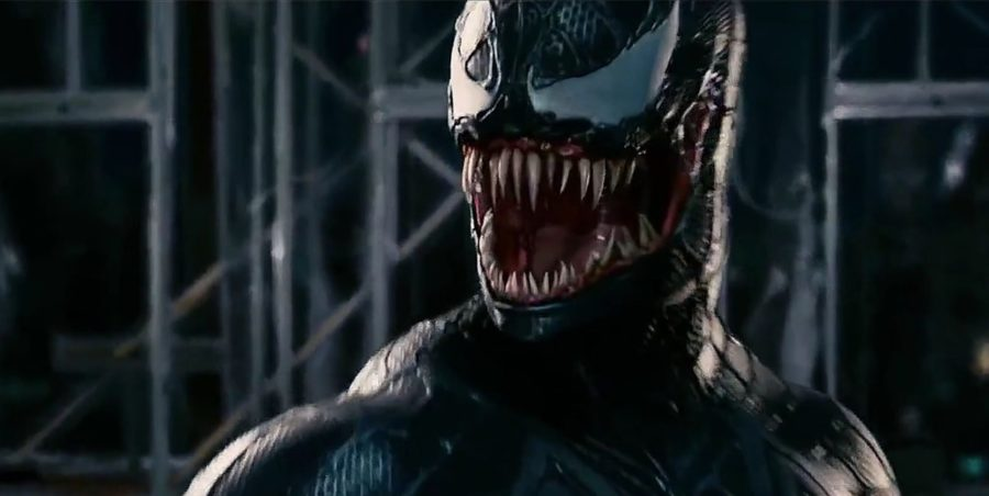 VENOM Blu-Ray Gets a Release Date and a Fun New Trailer!