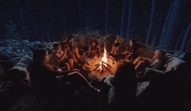 CAMPFIRE CREEPERS overlook film festival