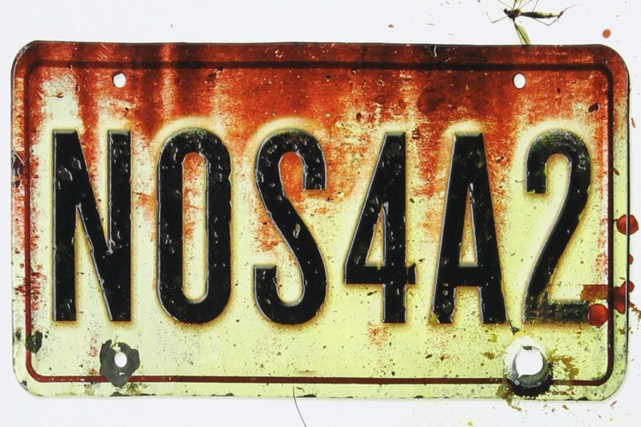 Joe Hill's epic NOS4A2 is headed to AMC in 2019