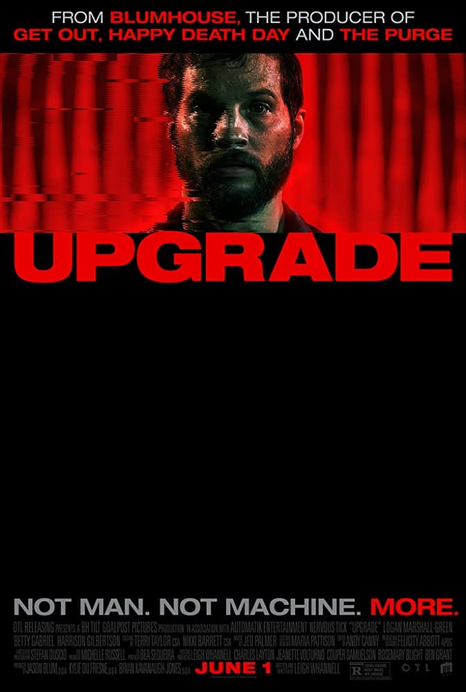 leigh whannell upgrade