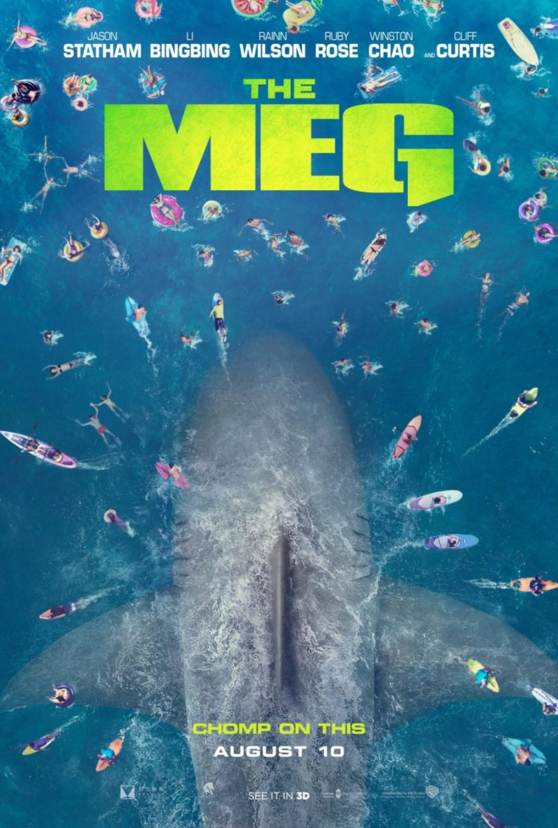 the meg shark movie