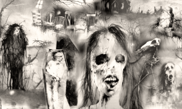 SCARY STORIES TO TELL IN THE DARK Hits Theatres THIS Summer!