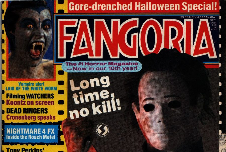 It's Alive! The New Improved FANGORIA is Now Open For Subscriptions