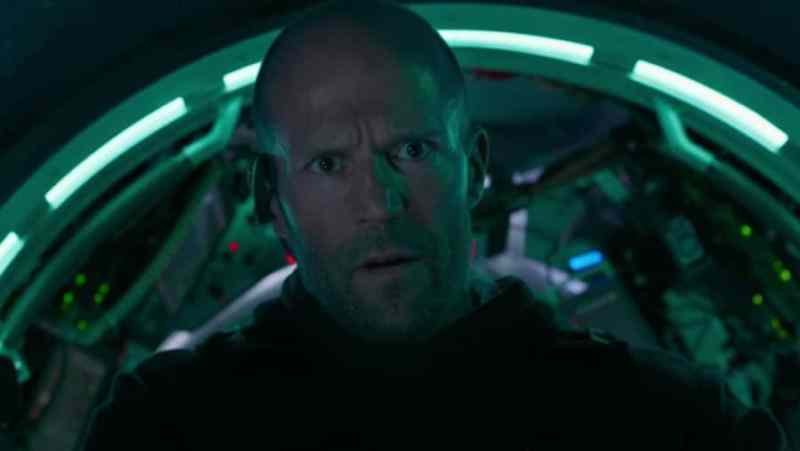 jason statham the meg movie