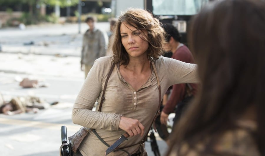 Another Blow for THE WALKING DEAD Fans as Star Lauren Cohan Signs Off of Season 9