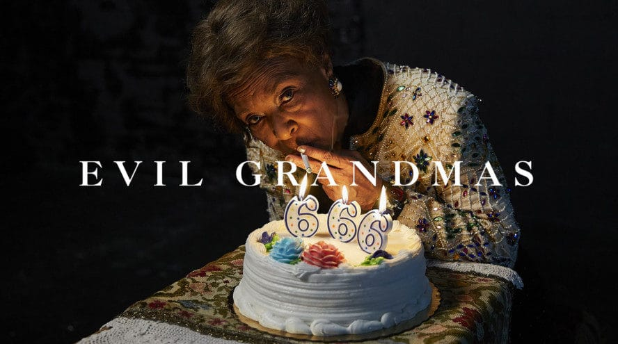"HEREDITARY Hype Continues With A24 ""Evil Grandmas"" 2019 Calendar"