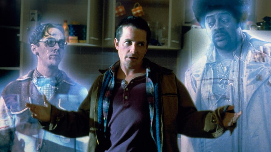 THE FRIGHTENERS is Peter Jackson's Missing Link