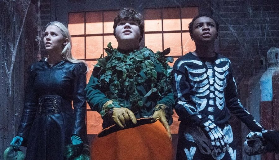 How Many Monsters Can You Spot in the GOOSEBUMPS 2: HAUNTED HALLOWEEN Trailer?