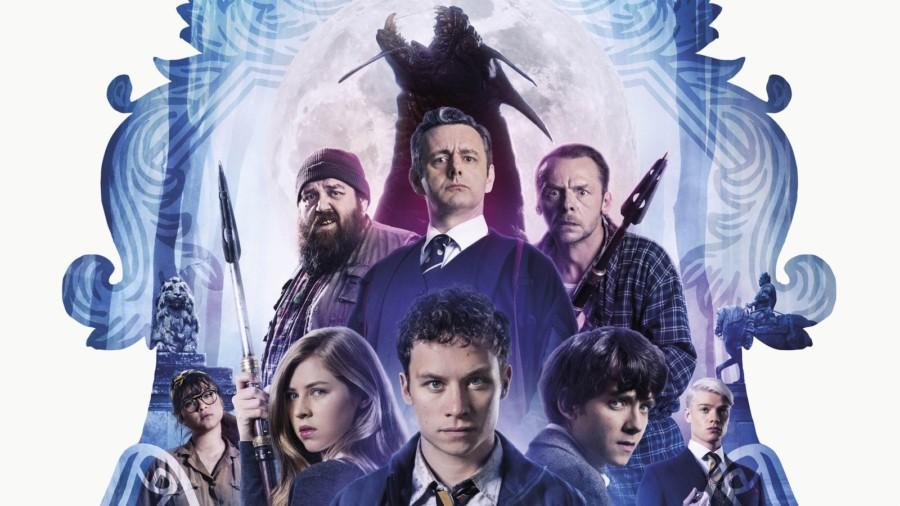 [Trailer] Simon Pegg and Nick Frost Reunite for Horror Comedy SLAUGHTERHOUSE RULEZ