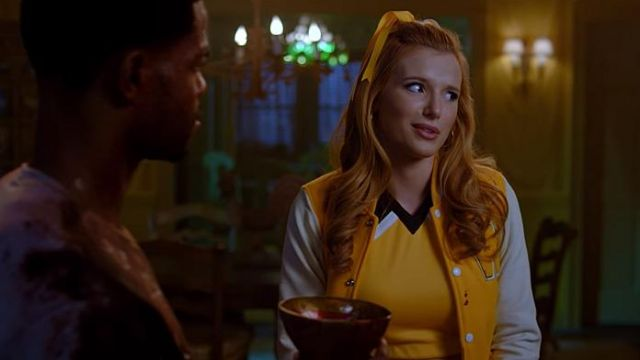 Bella Thorne Cast in LEAVE NOT ONE ALIVE