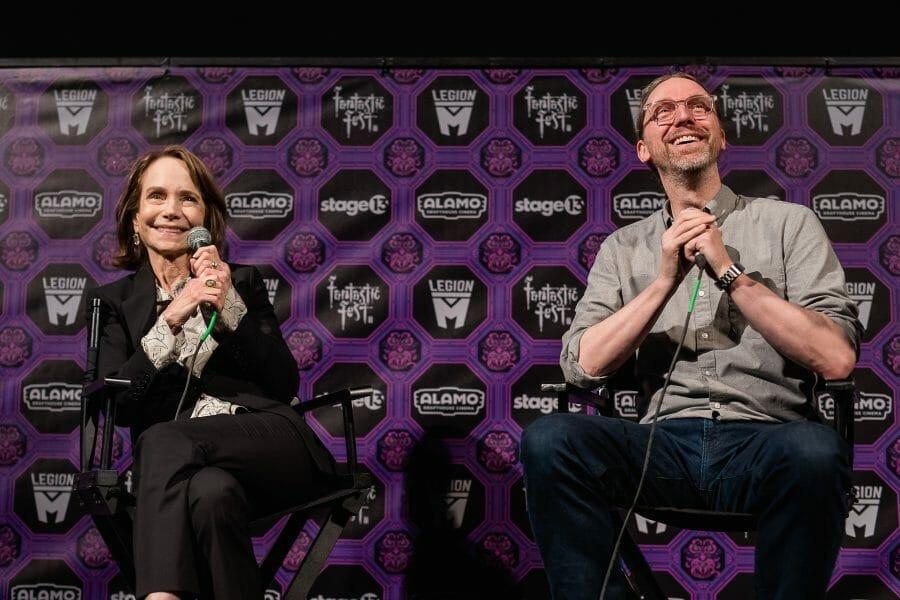 [Exclusive Interview] SUSPIRIA's Jessica Harper and Screenwriter David Kajganich