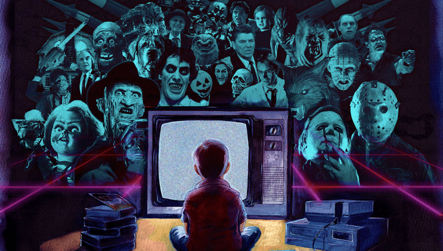 80's Horror Documentary IN SEARCH OF DARKNESS Teases A Deep Dive into Horror's Hayday
