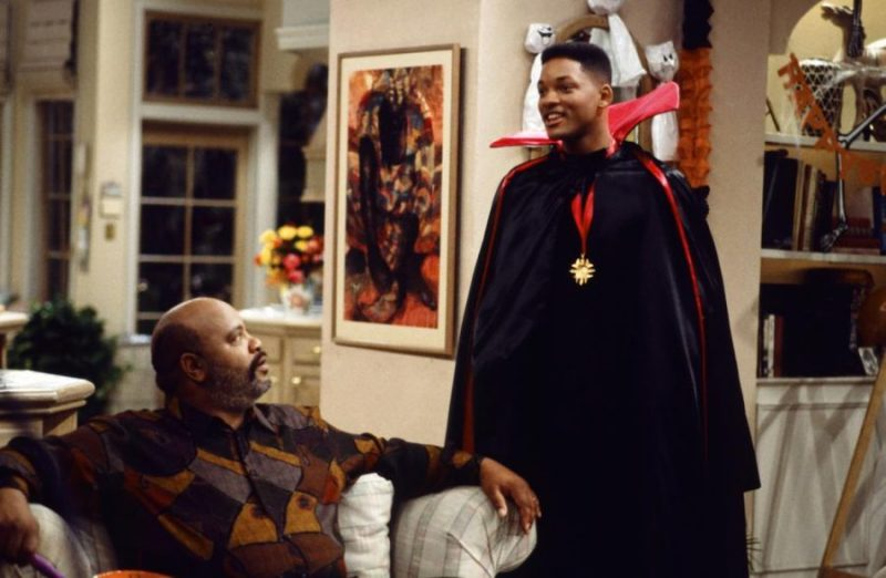 The Fresh Prince of Bel-Air Hex and the Single Guy