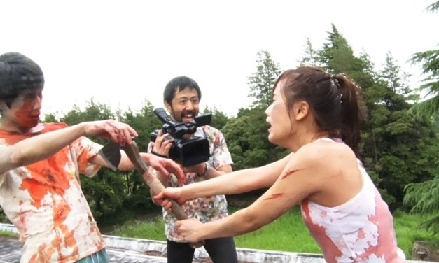 Shudder Acquires Streaming Rights for Japanese Zombie Movie ONE CUT OF THE DEAD