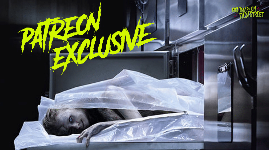 [Podcast] THE POSSESSION OF HANNAH GRACE: Drive Home from the Drive-In (Patreon Exclusive)