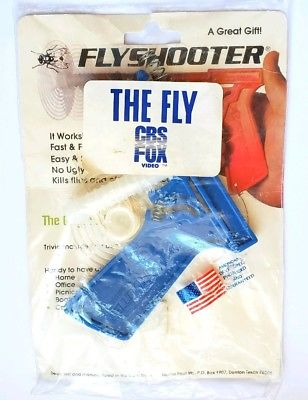 the-fly-1986-promotional-merch-fly-shooter