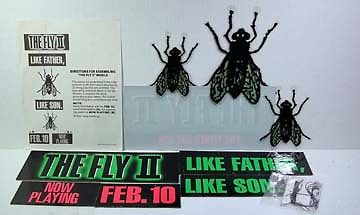 the-fly-1986-promotional-merch
