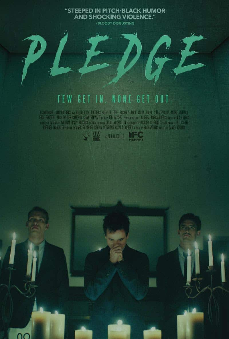 pledge movie