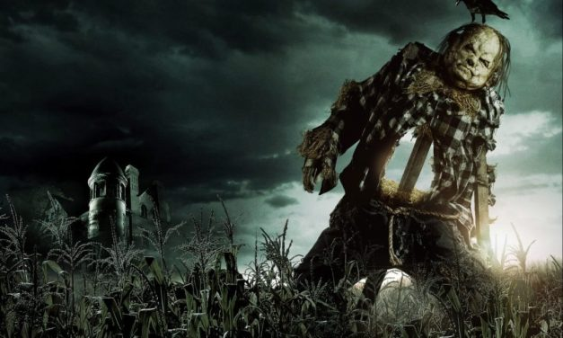 Keep the Lights On Before Looking at the Teaser Poster for SCARY STORIES TO TELL IN THE DARK