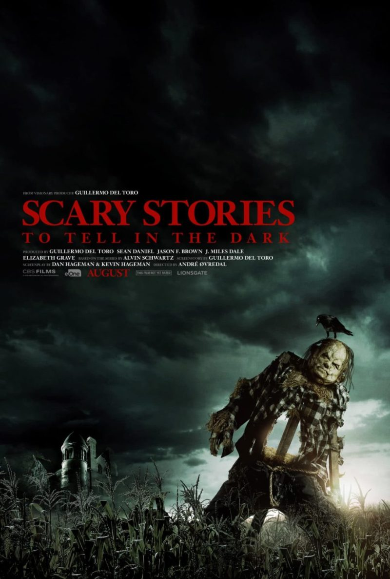 Scary Stories Teaser Poster