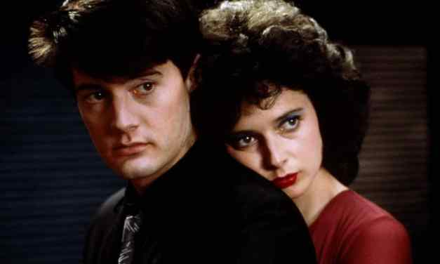 The Criterion Collection is Donning Lynch's BLUE VELVET