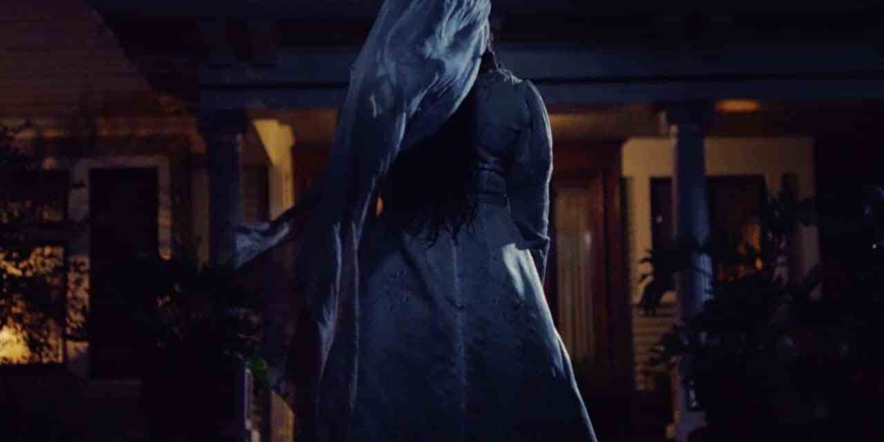 [Trailer] THE CURSE OF LA LLORONA Brings Terror to the Tub!