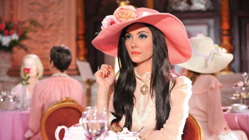 love witch pink
