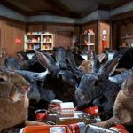 [VIDEO VAULT] William F. Claxton's Leporophobic NIGHT OF THE LEPUS (1972)