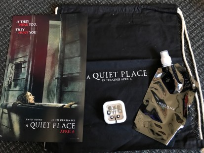 a quiet place merchandise collector's crypt nightmare on film street