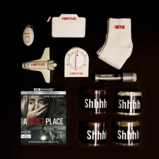 a quiet place merchandise collector's crypt nightmare on film street 6