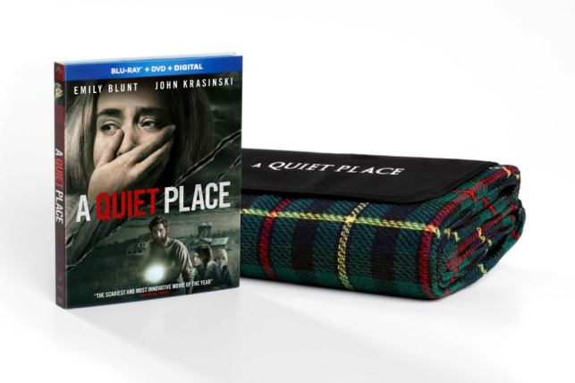 a quiet place merchandise collector's crypt nightmare on film street 4