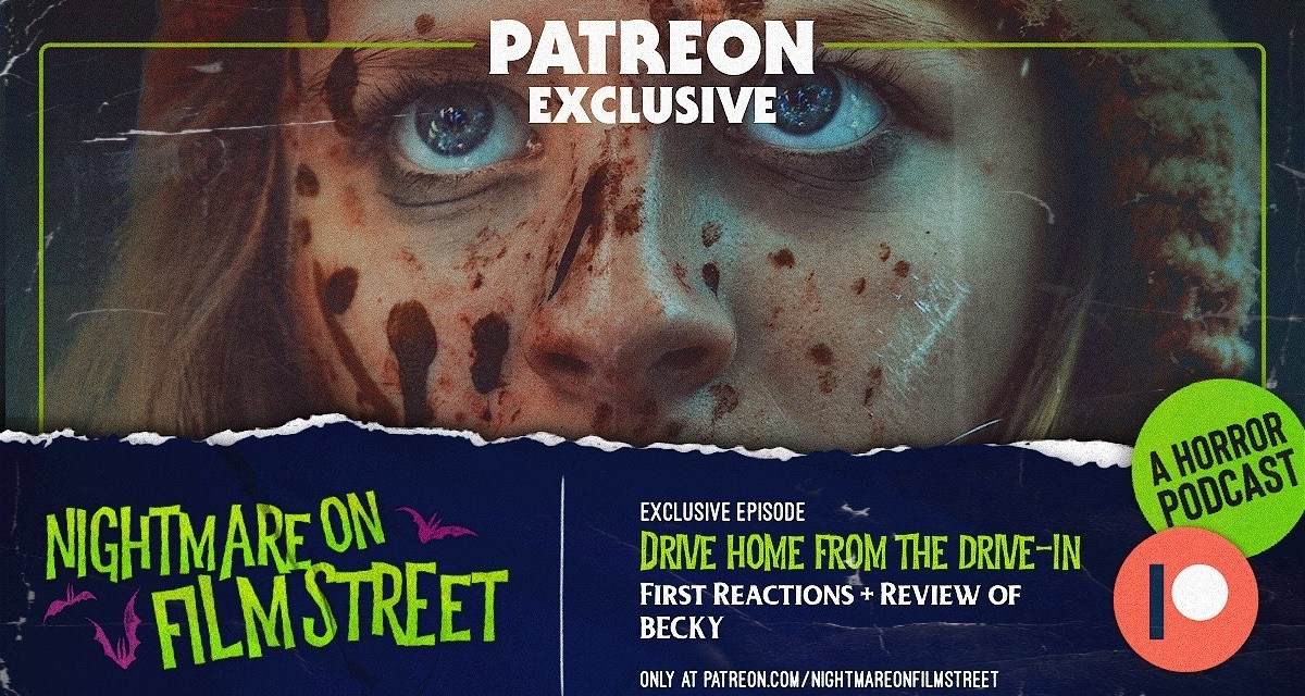 [Podcast] Drive Home From The Drive-In Review of BECKY (Patreon Exclusive)