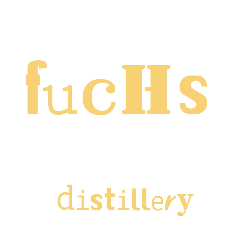 No fuchs given distillery header logo .2
