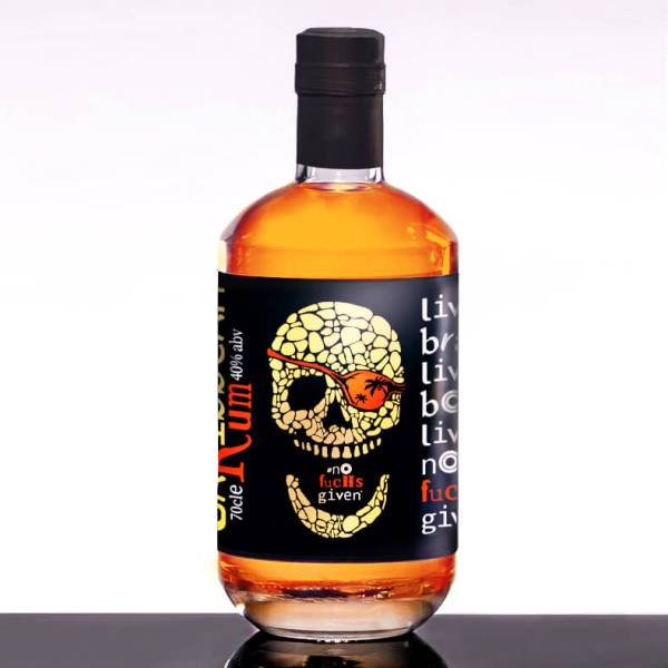 NoFuchsGiven Caribbean Rum