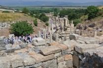 City Streets in Ephesus
