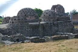 Ancient baths, Selcuk, Turkey