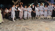 Celebrating Greek Dancing in Ikaria