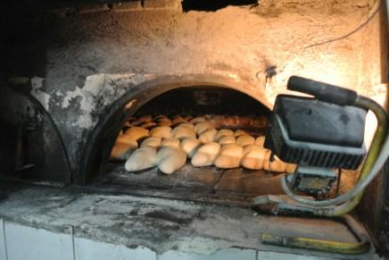 Freshly baked bread!