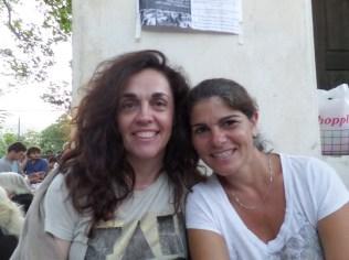 Marina and Jackie