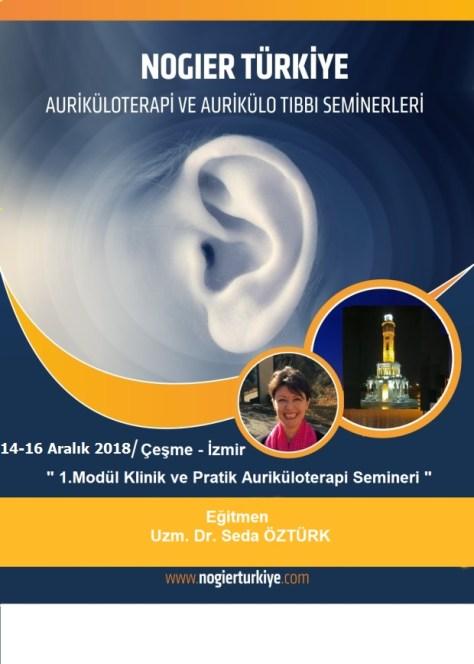 14-16 Aralık 2018 1. Modül İzmir