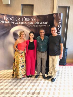 Dr. Füsun Balçık - Dr. Seda Öztürk - Dr. Daniel Asis - Dr. Necdet Atalık
